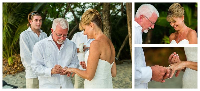 manuel antonio, costa rica, wedding