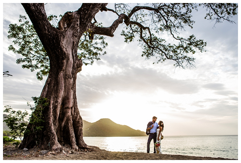 riu guanacaste wedding photography