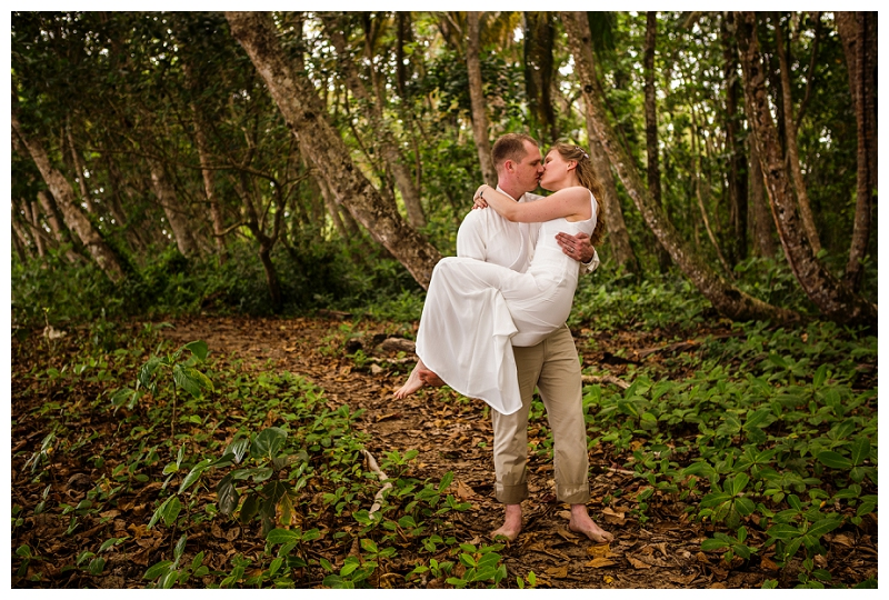 costa rica, jungle, wedding, photography