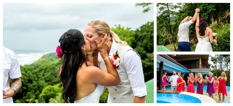 gay wedding, costa rica, photography