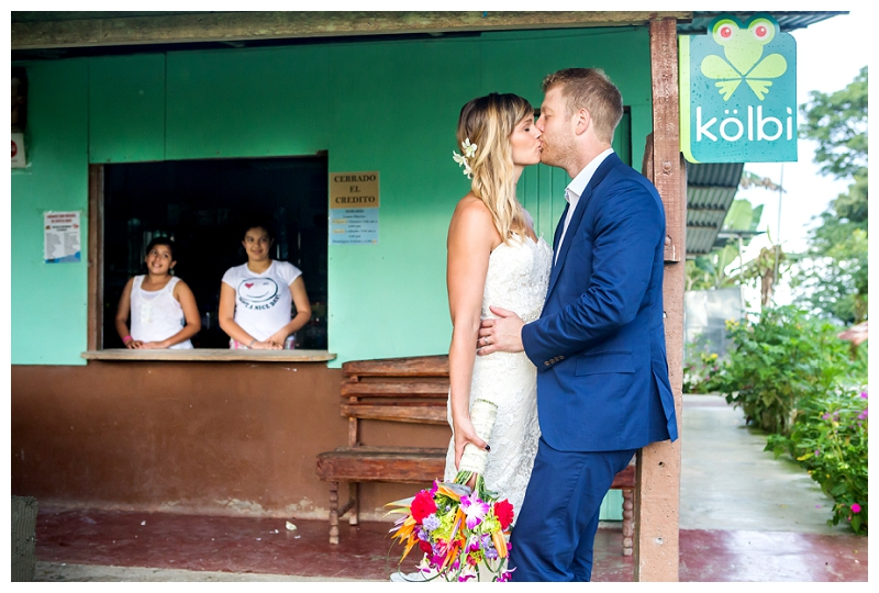 costa rica, rural, wedding photography