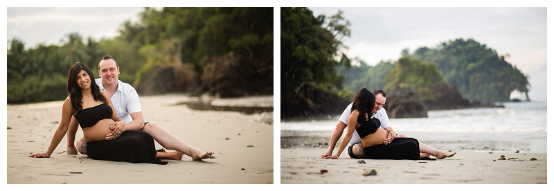 costa rica, maternity, photography
