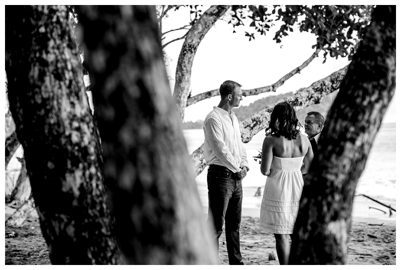 costa rica, elopement, photography