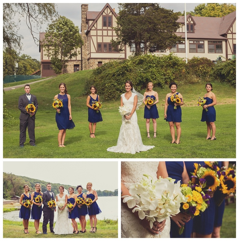 lucille's floral, fishkill ny, wedding florist
