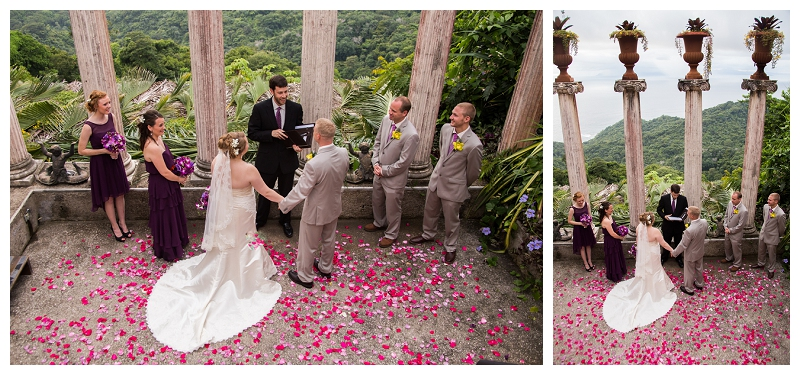 costa rica weddings, villa caletas