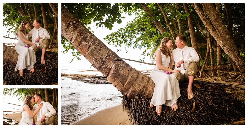 puerto viejo, destination wedding photographer