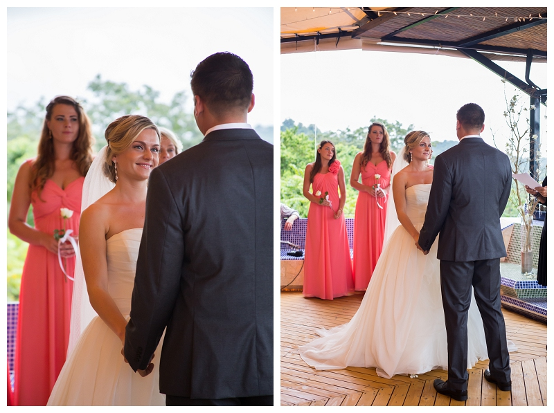 wedding photography, punta de vista, costa rica