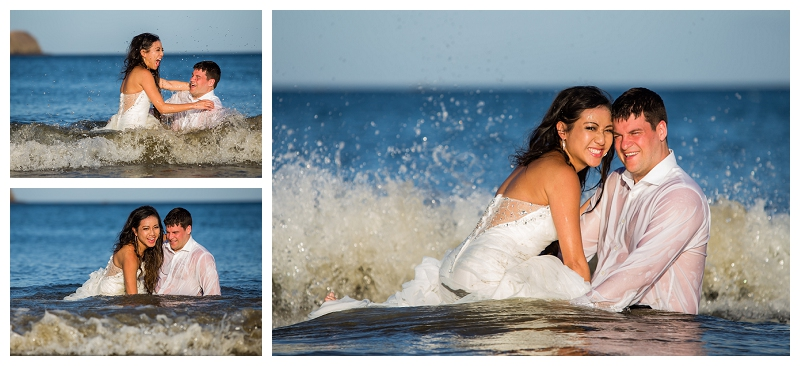 dreams las mareas trash the dress session
