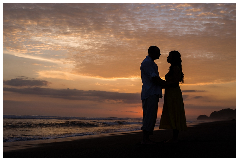 costa rica engagement photographers