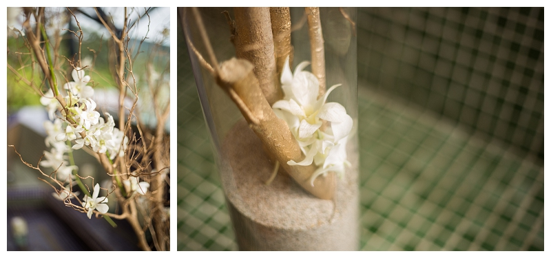 costa rica, wedding, details