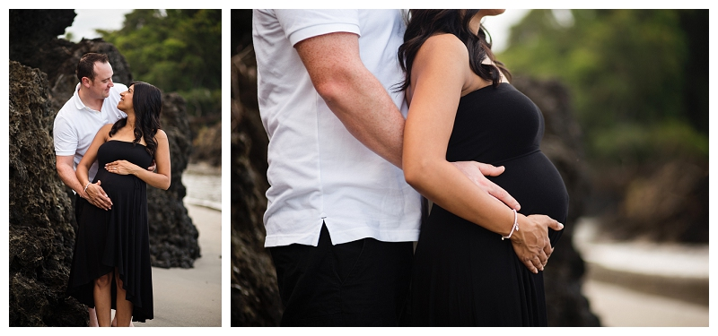 costa rica maternity photographer
