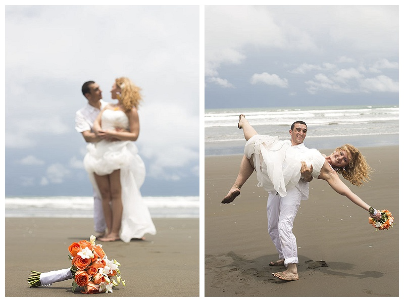 elopement photography, costa rica
