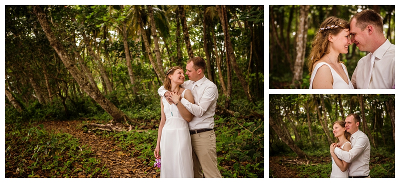 costa rica, jungle, wedding