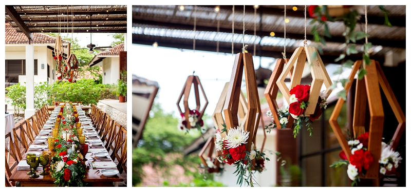 costa rica, wedding design, mil besos