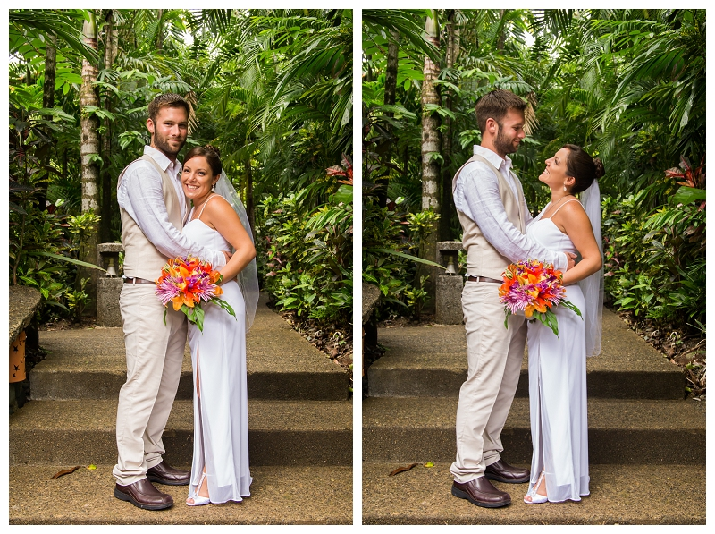 wedding photographers, costa rica, manuel antonio