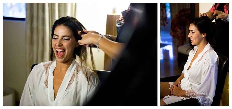 costa rica, wedding stylist, hair and makeup