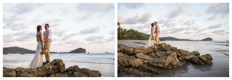 costa rica, elopement, photographer