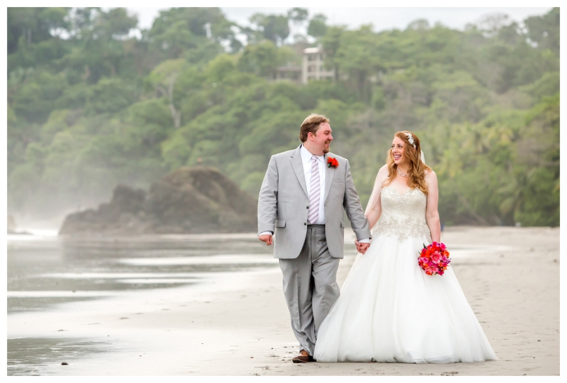 villa pelicano, wedding photographer, costa rica