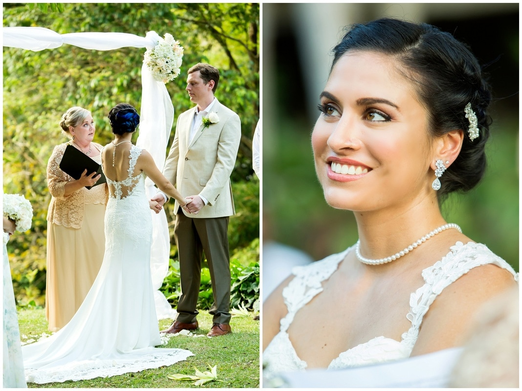 wedding photography in manuel antonio, affordable