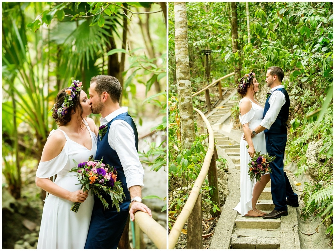 manuel antonio, jungle wedding, photographer