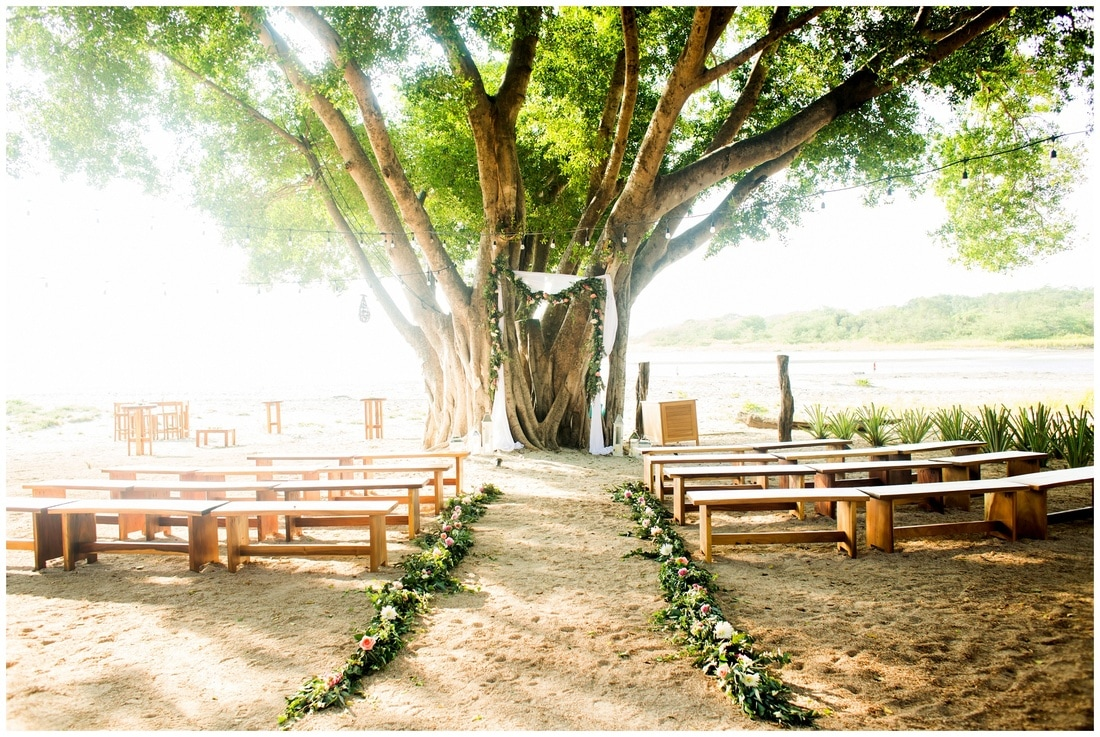 tamarindo wedding venues, costa rica