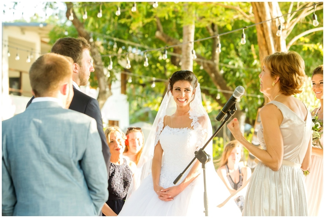 tamarindo beach weddings, costa rica