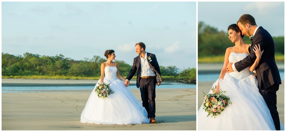 tamarindo destination wedding photographers