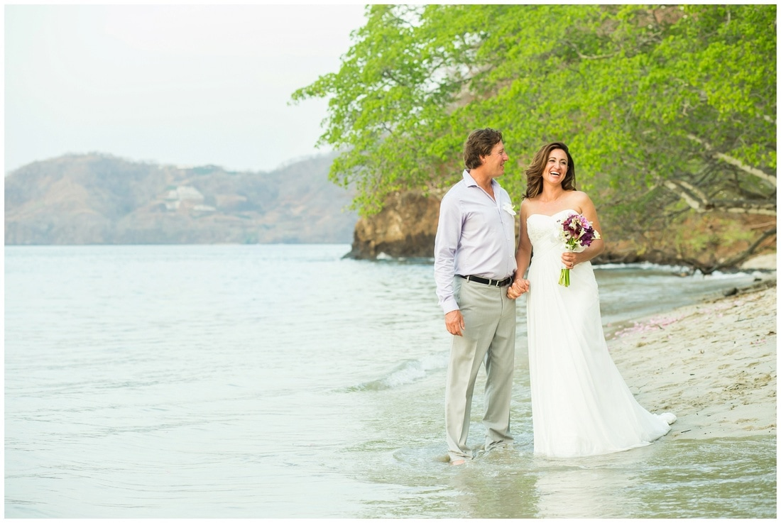 playa hermosa, guanacaste, destination wedding