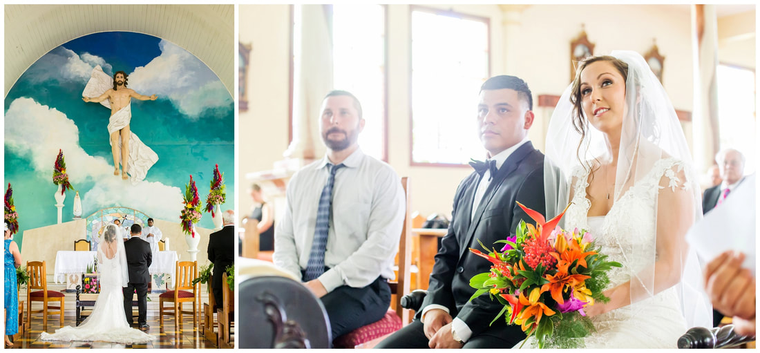 la fortuna catholic church wedding