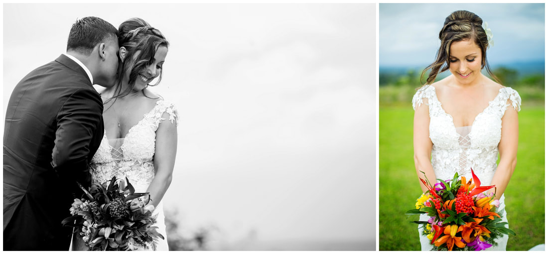 destination wedding photographers in arenal costa rica