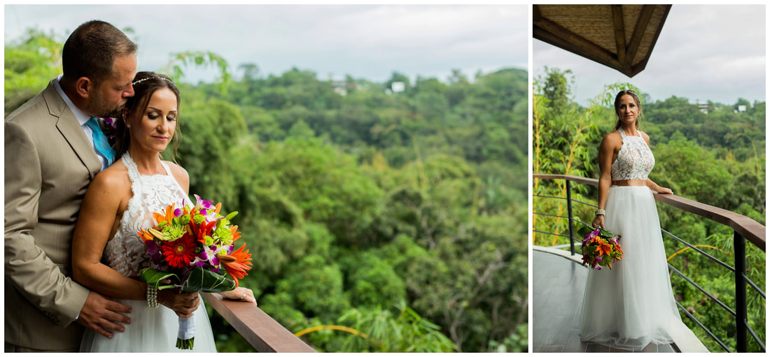 the tree house, manuel antonio, wedding photographer