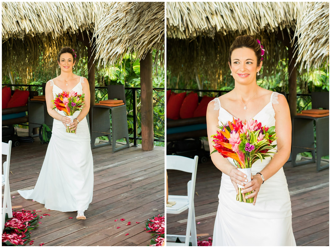 manuel antonio wedding villa, wedding venue