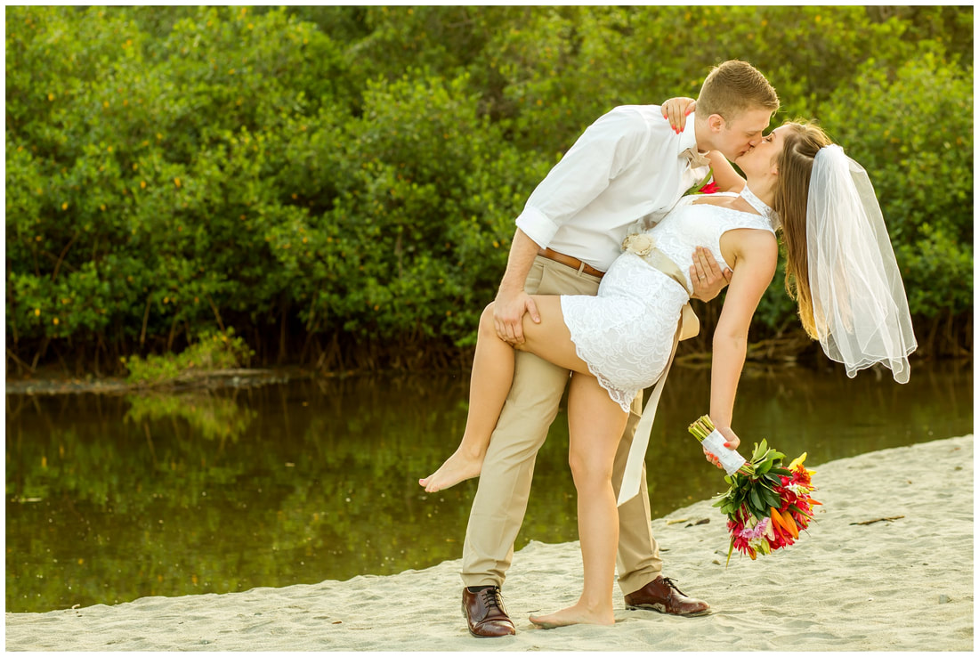 costa rica elopement, photography