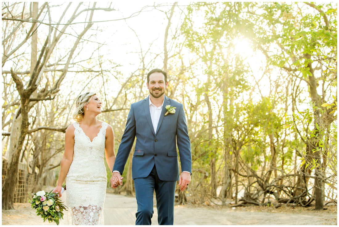westin costa rica destination wedding photographer
