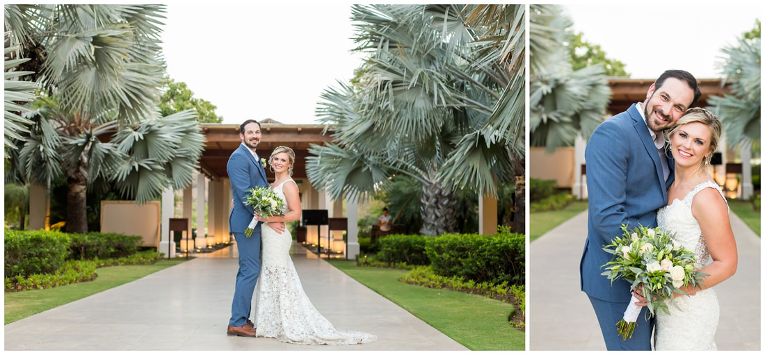 westin costa rica wedding photography