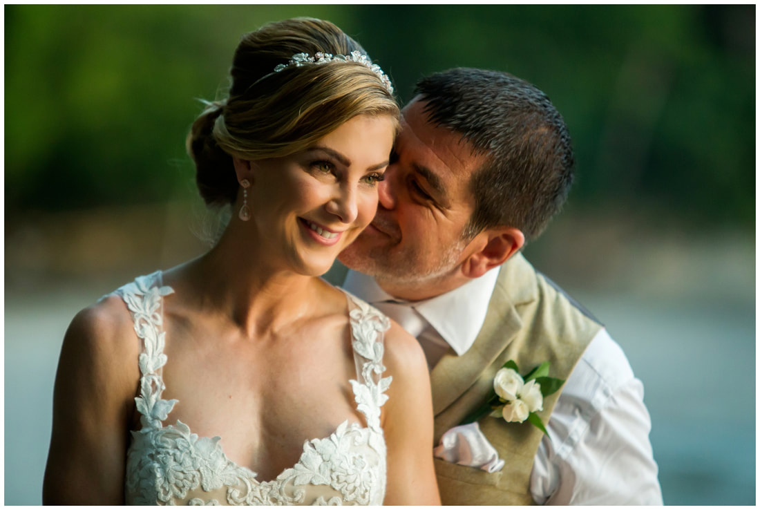costa rica wedding videographers