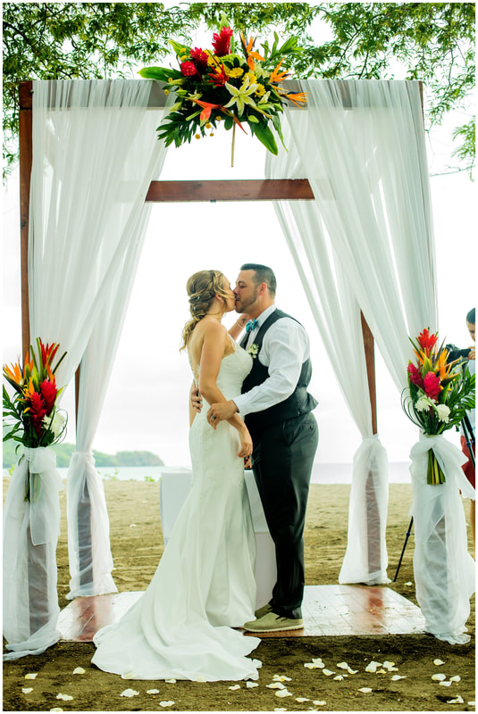 riu destination weddings, costa rica