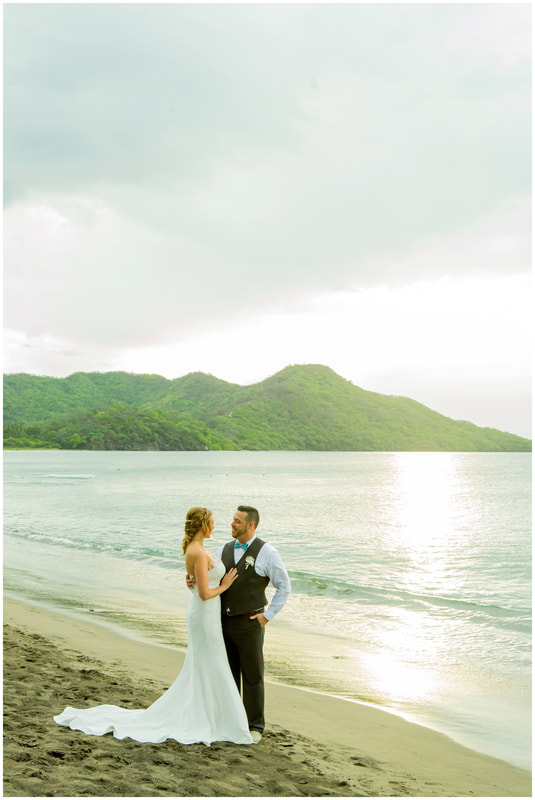 riu guanacaste, costa rica, wedding photographer