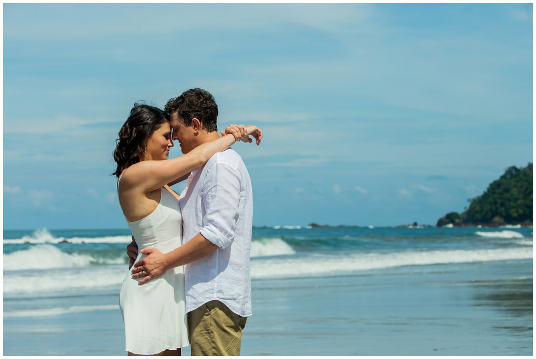 costa rica elopement photographer