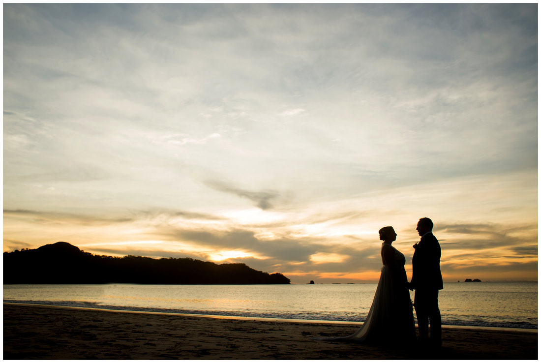 the westin, destination wedding, costa rica