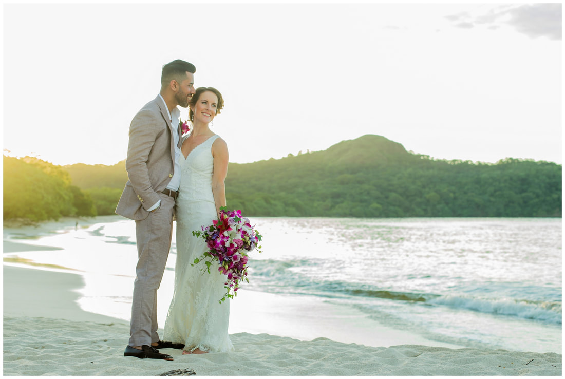 costa rica wedding videography