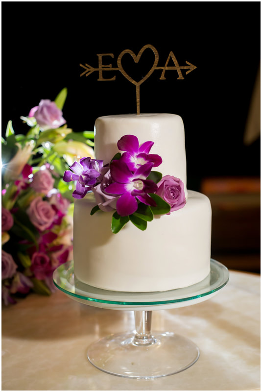 victoria zoch, costa rica, wedding cake