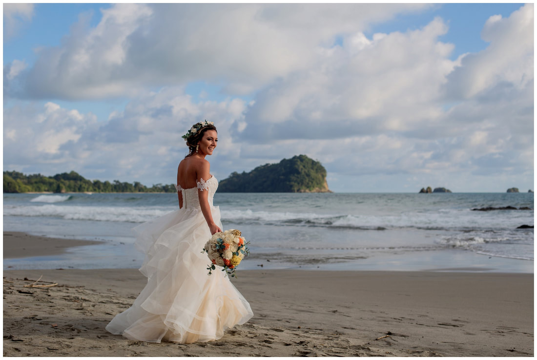 costa rica destination wedding photographers