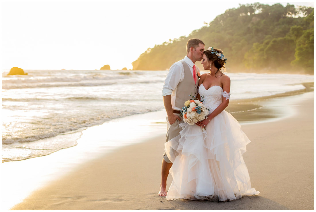manuel antonio wedding photography packages