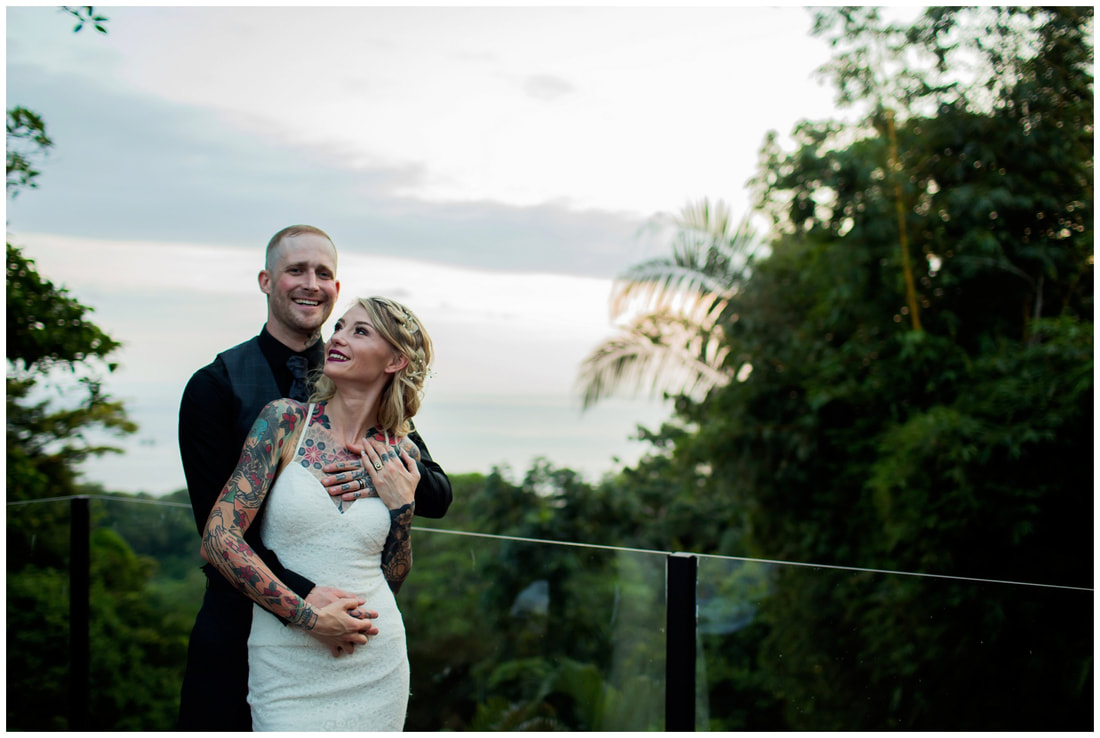 manuel antonio, wedding, venue