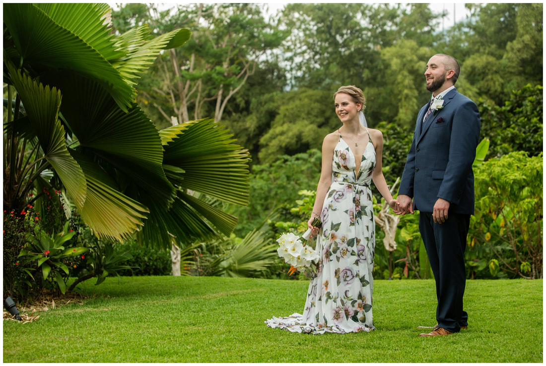 costa rica elopement photographers