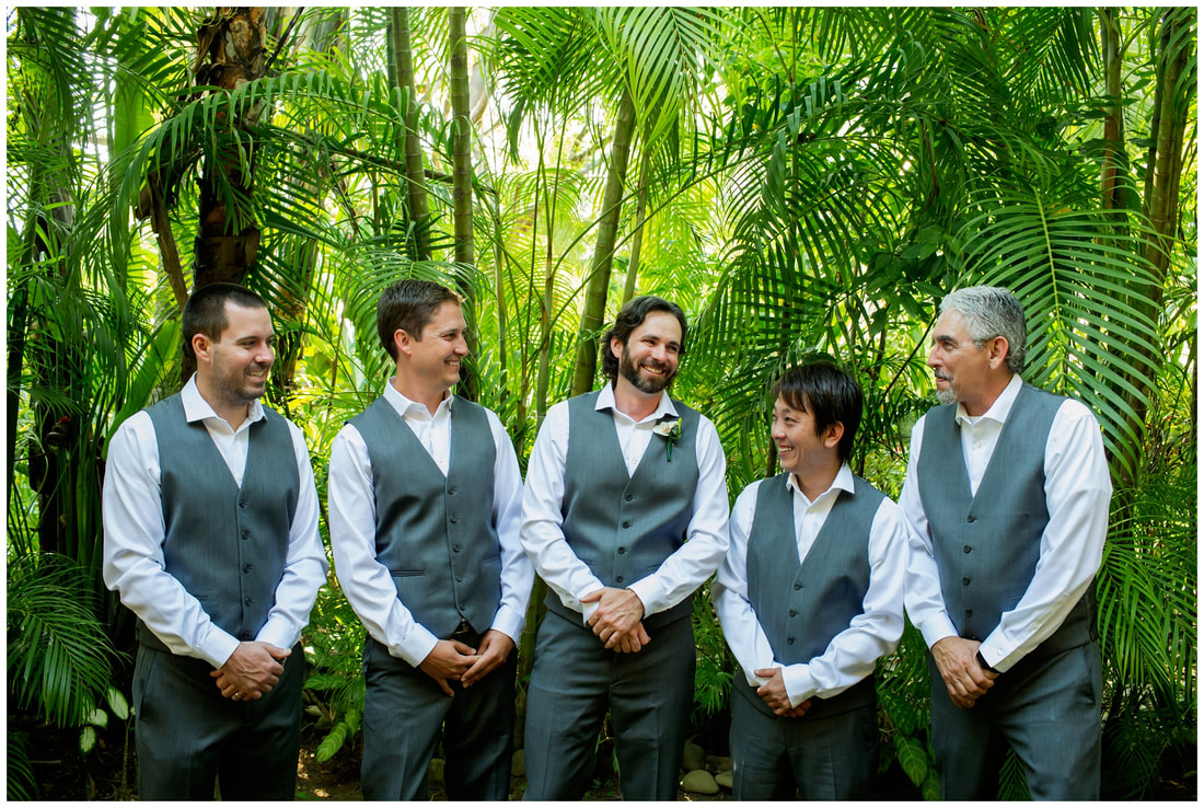 manuel antonio jungle wedding