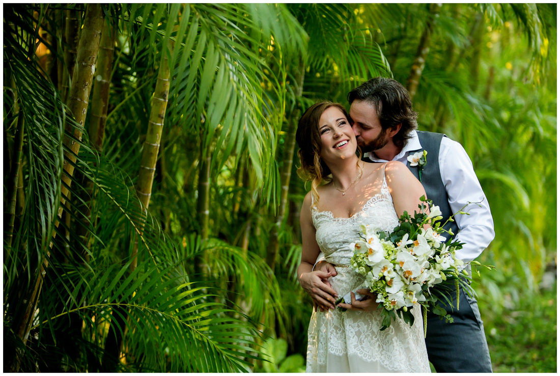 costa rica, jungle wedding, photographer