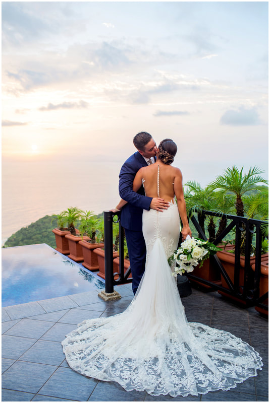 destination wedding photographers, costa rica