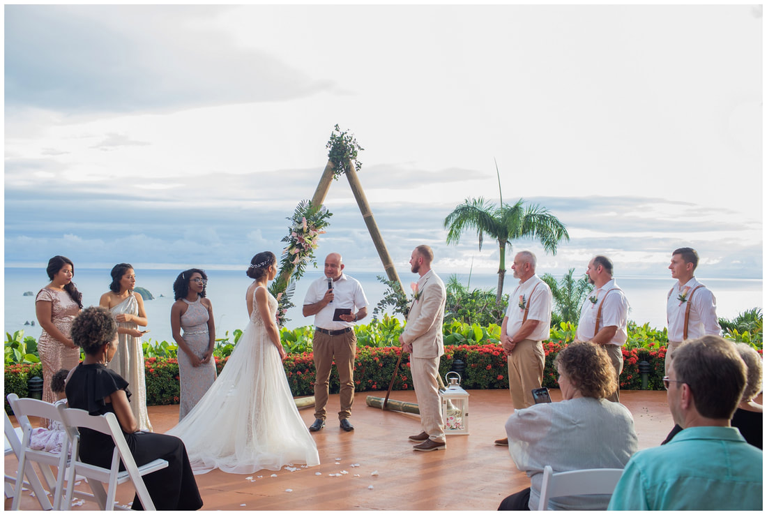 manuel antonio, destination wedding, photographers